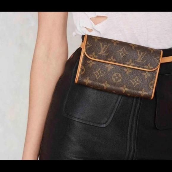 Louis Vuitton Handbags - Louis Vuitton monogram pochette Florentine waist